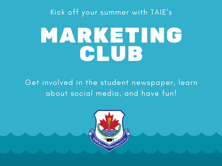 Still haven't signed up to join our Marketing Club?