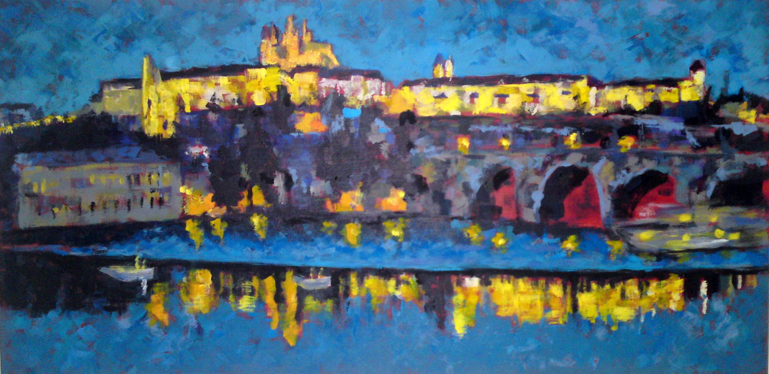 Prag Karlsbrücke (SOLD)