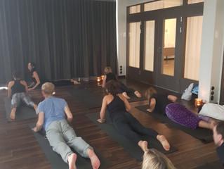 Yoga och rörelseträning