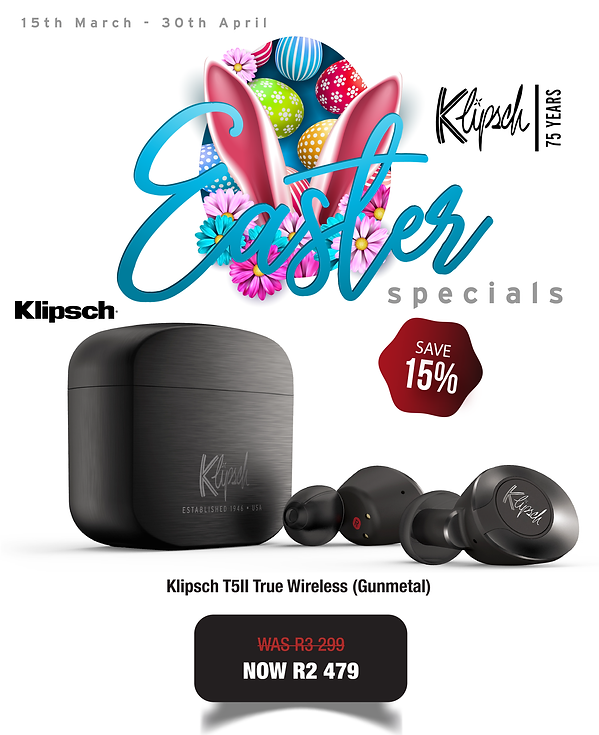 Klipsch T5II True Wireless (Gunmetal)-01