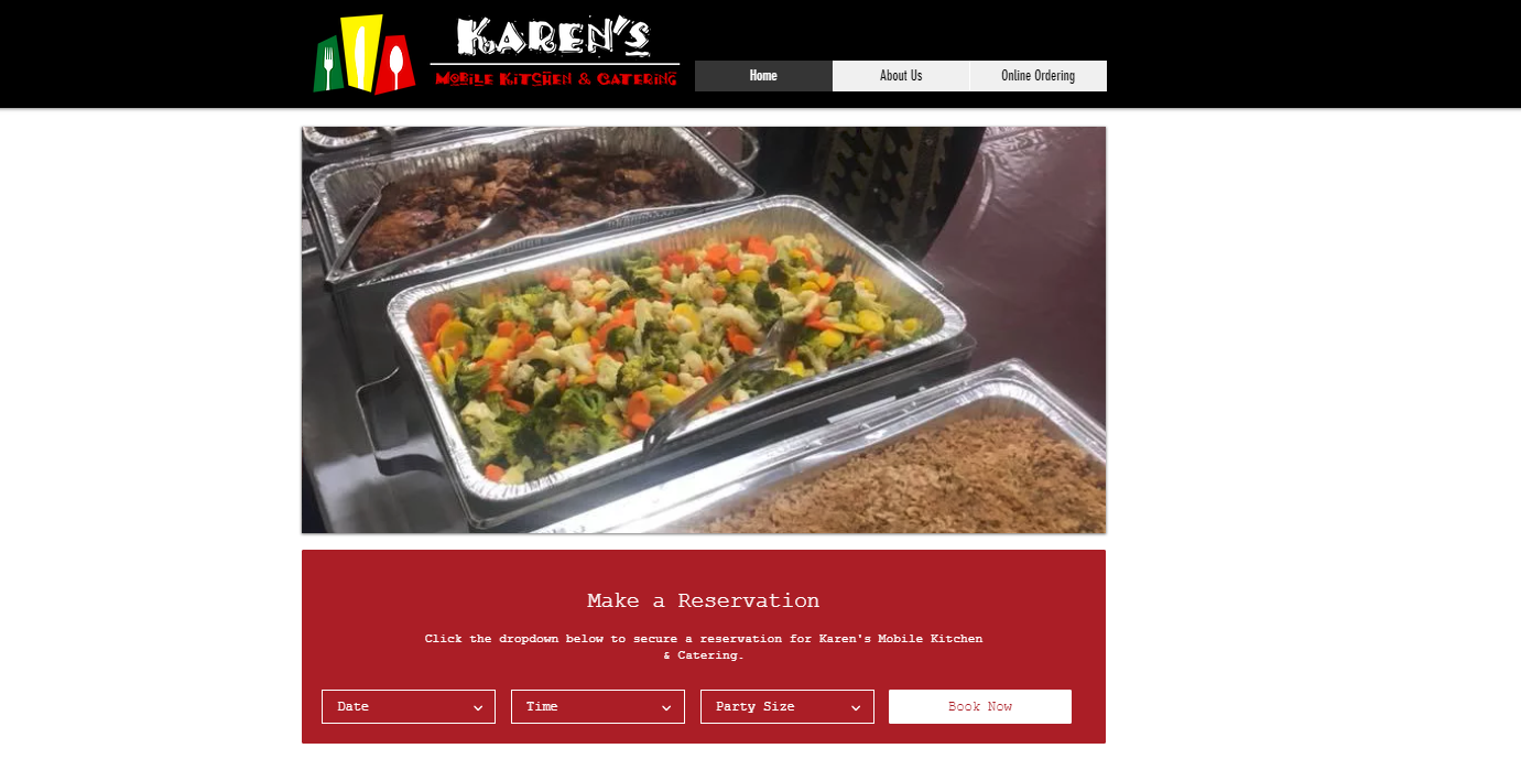 Karen's Mobile Kitchen & Catering