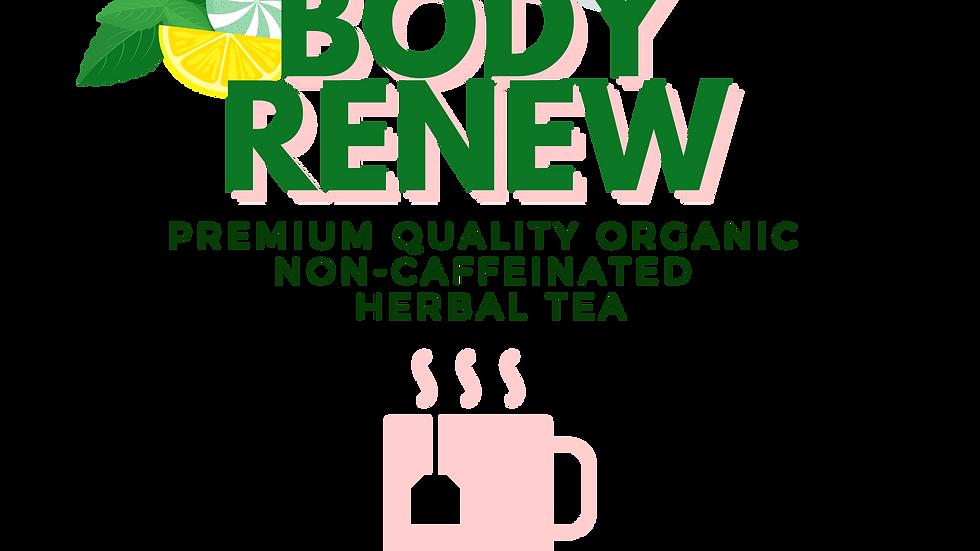 Body Renew Organic Herbal Tea