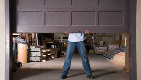 The importance of keeping your garage door properly maintained
