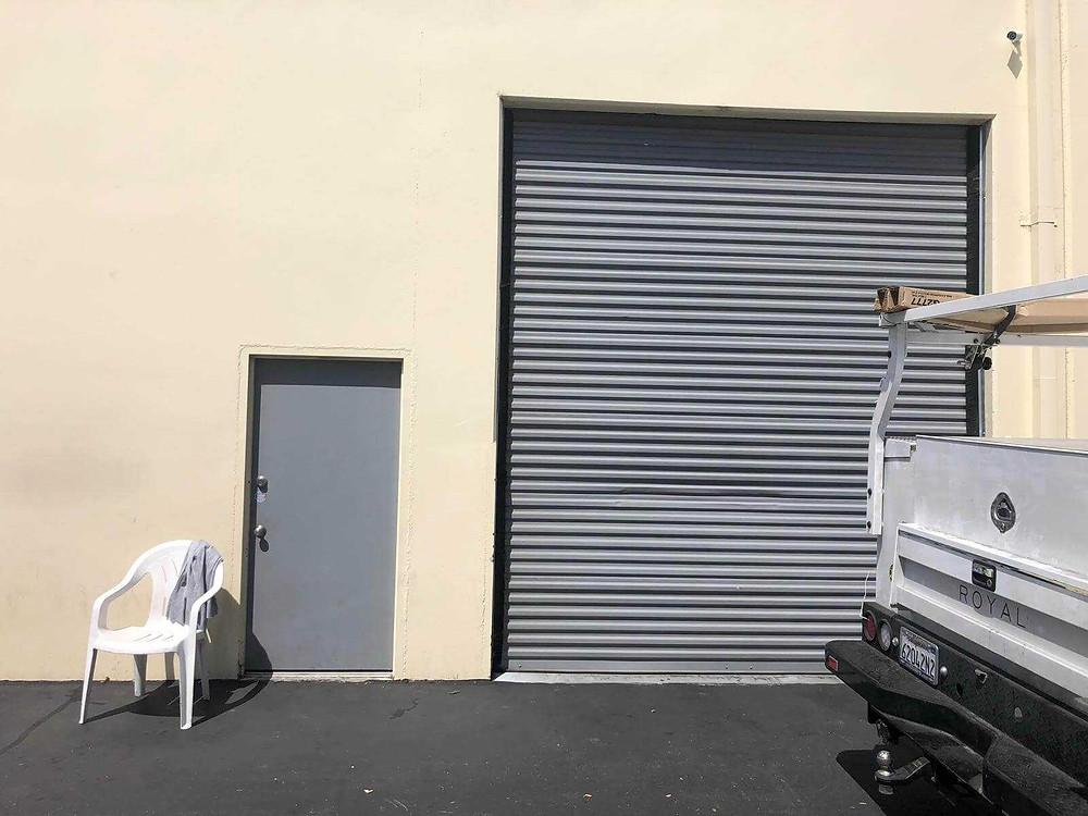 Commercial showcase - SF Garage Doors