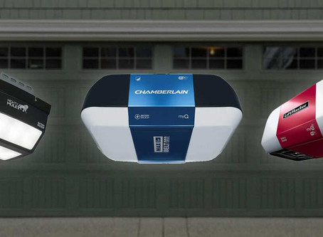 The big Garage door openers review – 2020