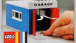 Lego and Garage Doors