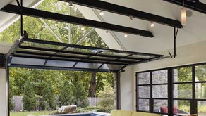 Indoor garage doors? Check out these amazing ideas
