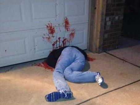 Garage door accidents