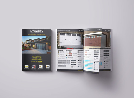 Integrity Garage Doors 2020 Catalog