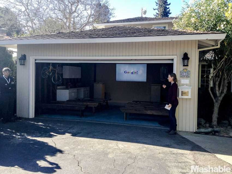 Five great Companies that started in garages in San Francisco