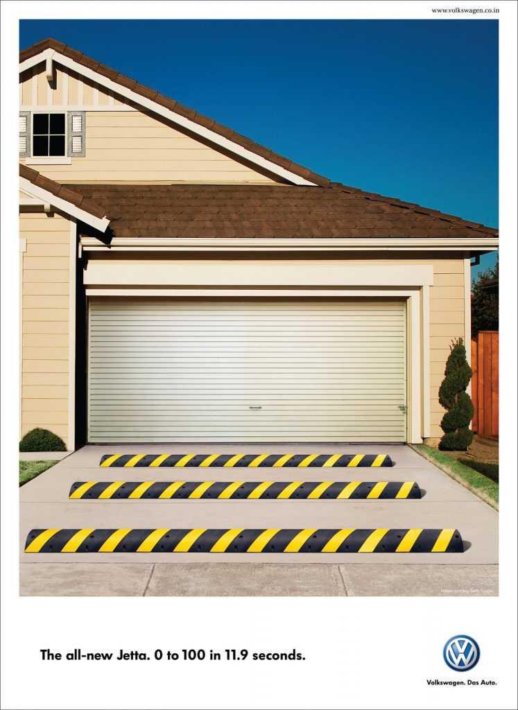 VW commercial - SF Garage Doors