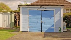 Is it time for a new garage door? Top 5 reasons to replace your garage door