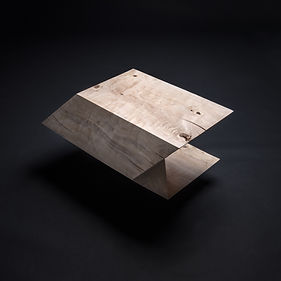Material Basic coffee table is the finalist of the National Prize for Design Slovakia