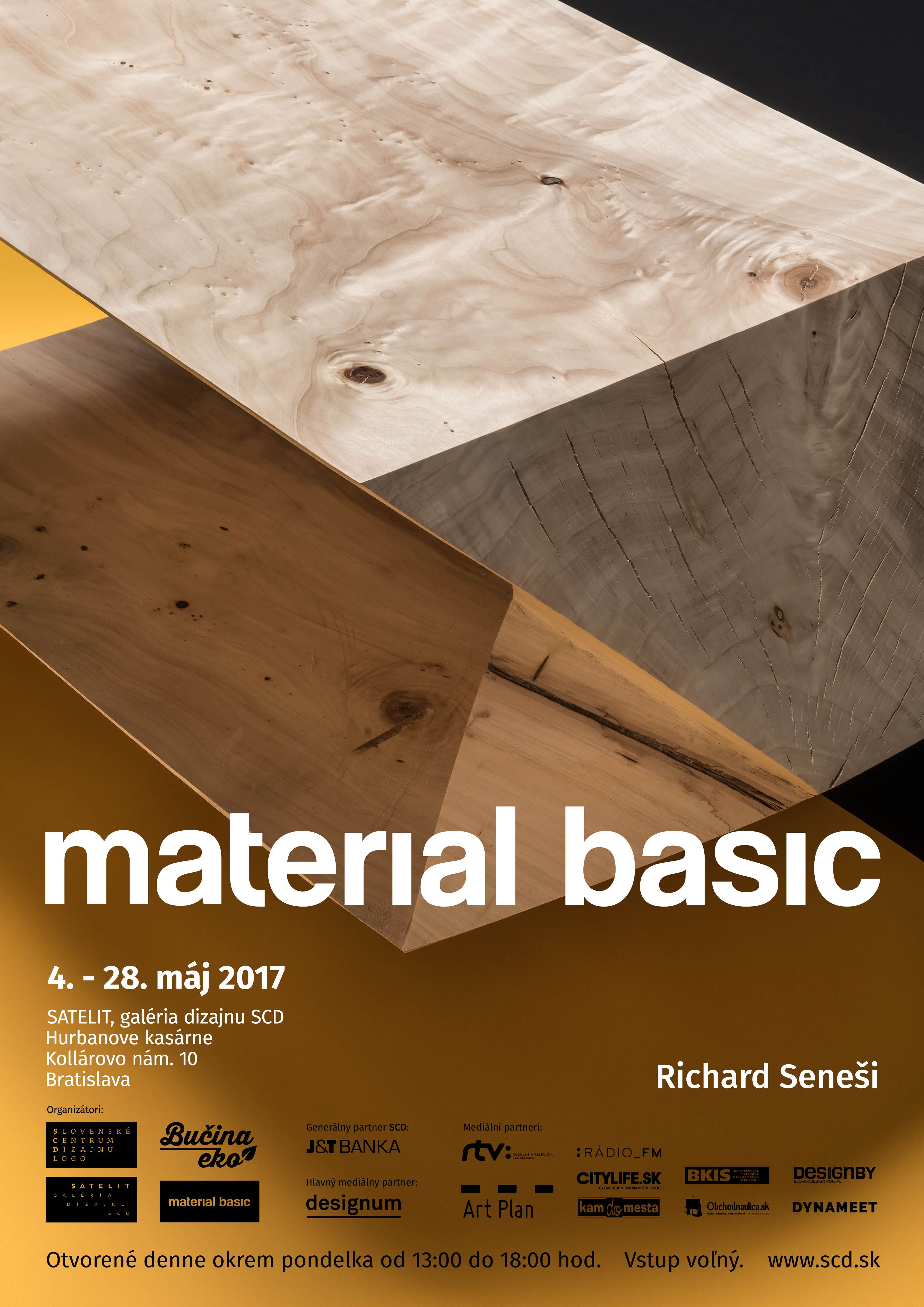 Richard Seneši - material basic