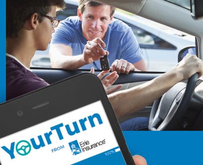 Erie Insurance Rewards Based Driving
