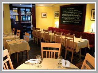 Famous Clients: Hanson at the Chelsea Restaurant