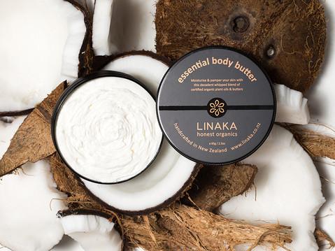 Linaka-body butter