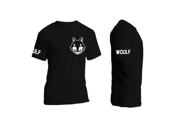 Woulf T-Shirt (Black)