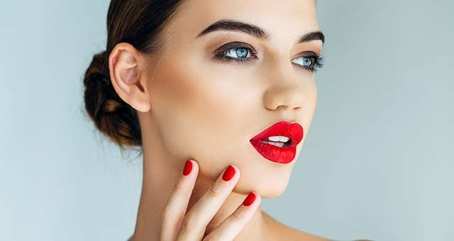 How to Choose the Right Lipstick for You - Choosing the Right Red - Legendary Makeup & Hair