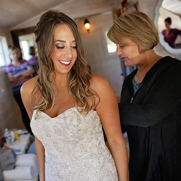 Salem Bridal Makeup