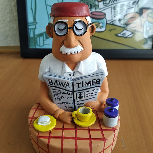 Bawa Terracotta figurine