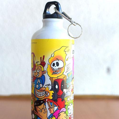 I Love Comic Con Sipper bottle