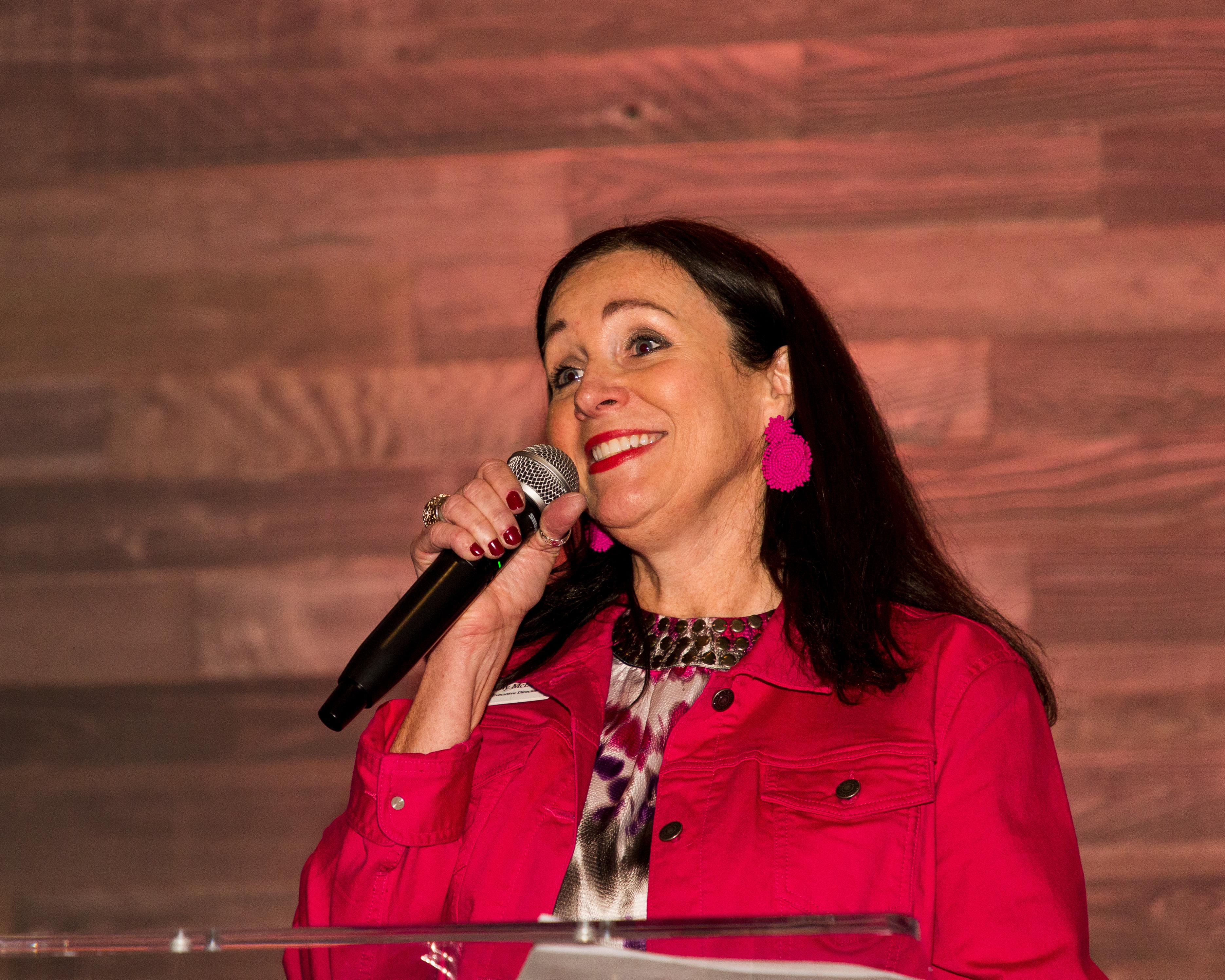 Kathy McDonald Executive Director