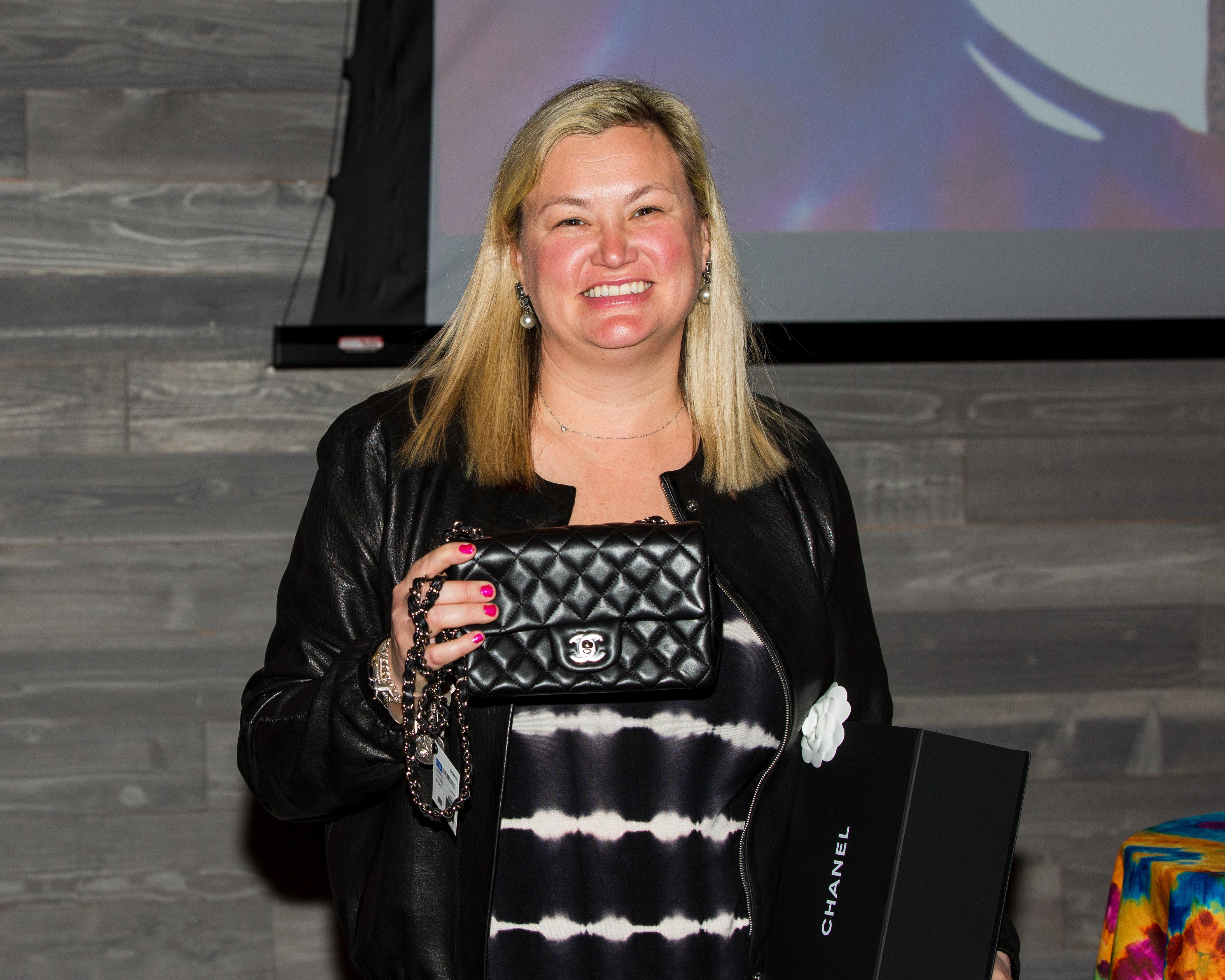 Chanel Purse winner