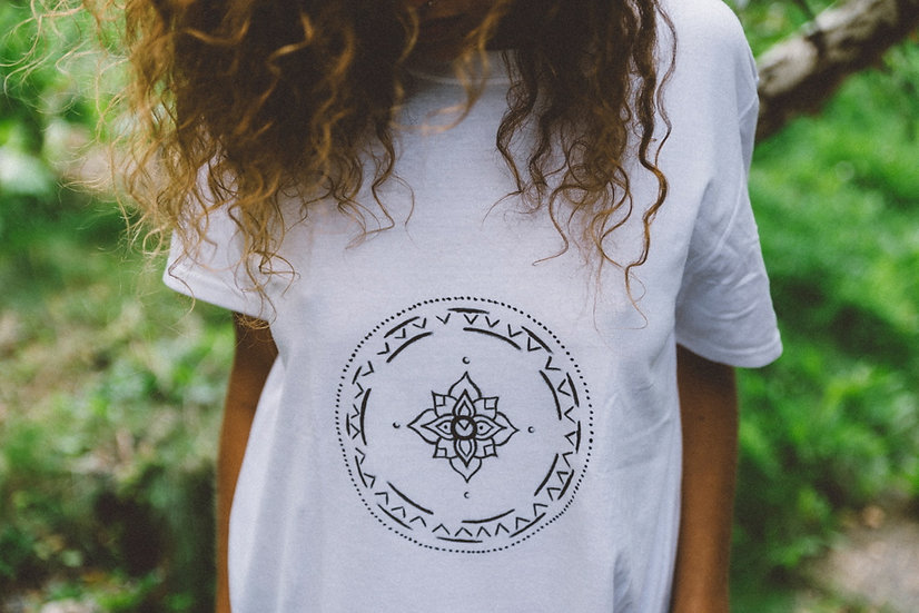 Organic Cotton & Fairtrade Tshirt | Unisex | White