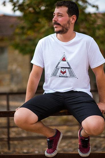 Organic Cotton & Fairtrade Tshirt | Men's Classic Fit | White