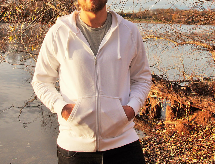 Eco Winter | Organic Cotton Hoodie