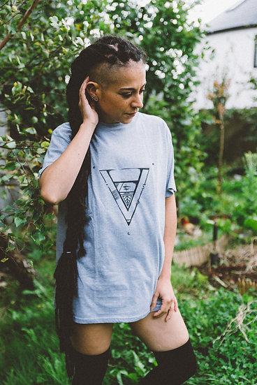 Organic Cotton & Fairtrade Tshirt   Unisex   Grey