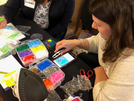Makerspace Idea: Perler beads