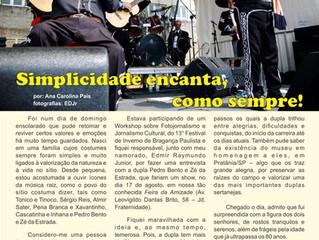 Entrevista: Pedro Bento & Zé da Estrada