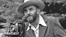 A maestria do fotógrafo Ansel Adams