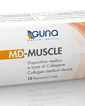 Opakowanie kolagenu do mezoterapii MD-Muscle