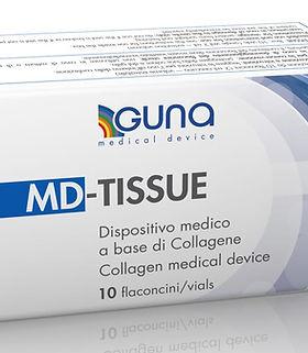 Opakowanie kolagenu do iniekcji MD-Tissue
