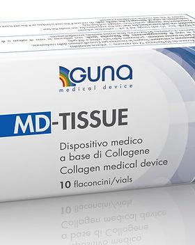 Opakowanie kolagenu do mezoterapii MD-Tissue