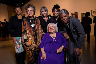 Event celebrates opening of the John and Vivian Hewitt Collection of African American Art