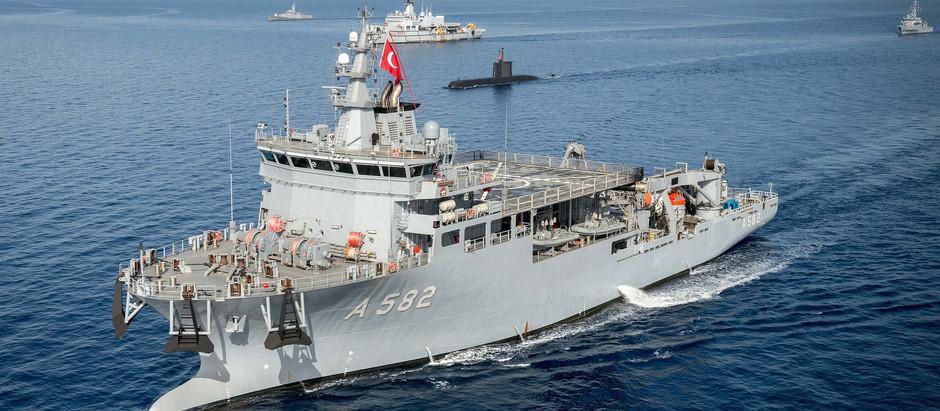 Escalade de tensions en Méditerranée Orientale : vers une hégémonie régionale turque ?