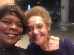 Yvonne Cook & Kathleen Neal Cleaver