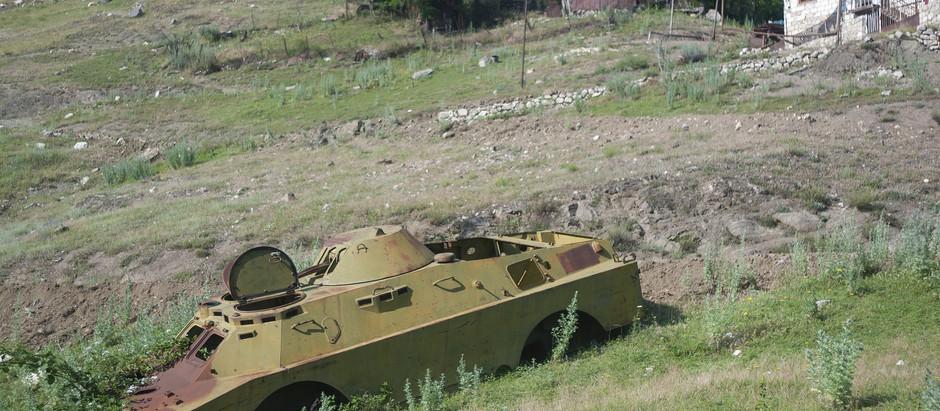 Focus : le rebond du conflit arméno-azerbaïdjanais
