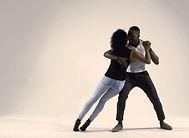 Kizomba mozdulat - DanceFormers