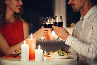 couple-of-lovers-having-romantic-dinner-