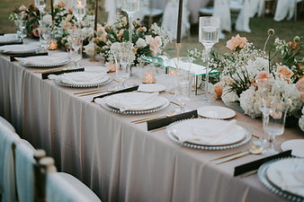 decorated-table-setting-for-wedding-cele