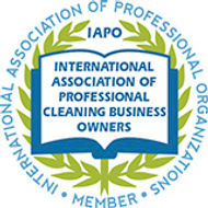 Professional cleaning owners badge