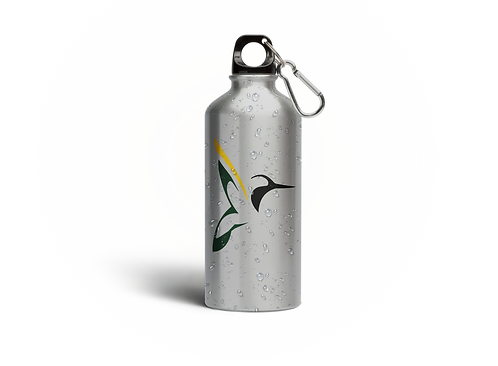 OPB Hummingbird Logo Bottle