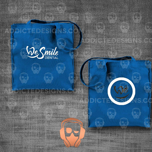 We Smile Dental Tote