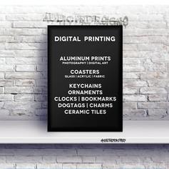 Custom Digital Prints