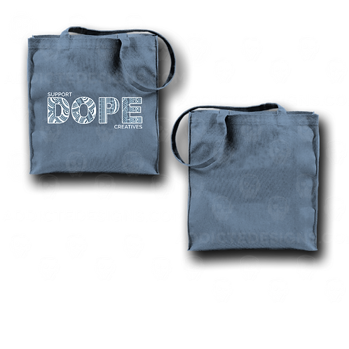 Support DOPE Creatives Tote